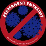 Permanent entkeimt